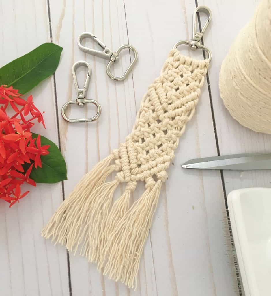 Diy Macrame Candle Holder Tutorial Crafting On The Fly