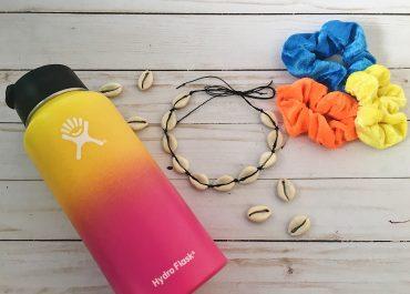 VSCO Girl Shell Necklace Easy DIY Tutorial