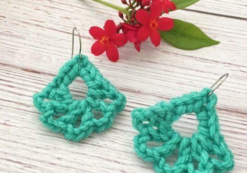 How to Crochet Earrings